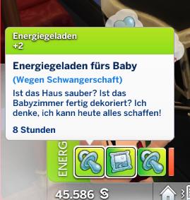 Interessante Schwangerschaft
