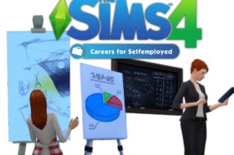 Karriere für Selbstständige Sims