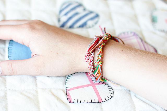 Schmuck Anleitungen: Armbänder
