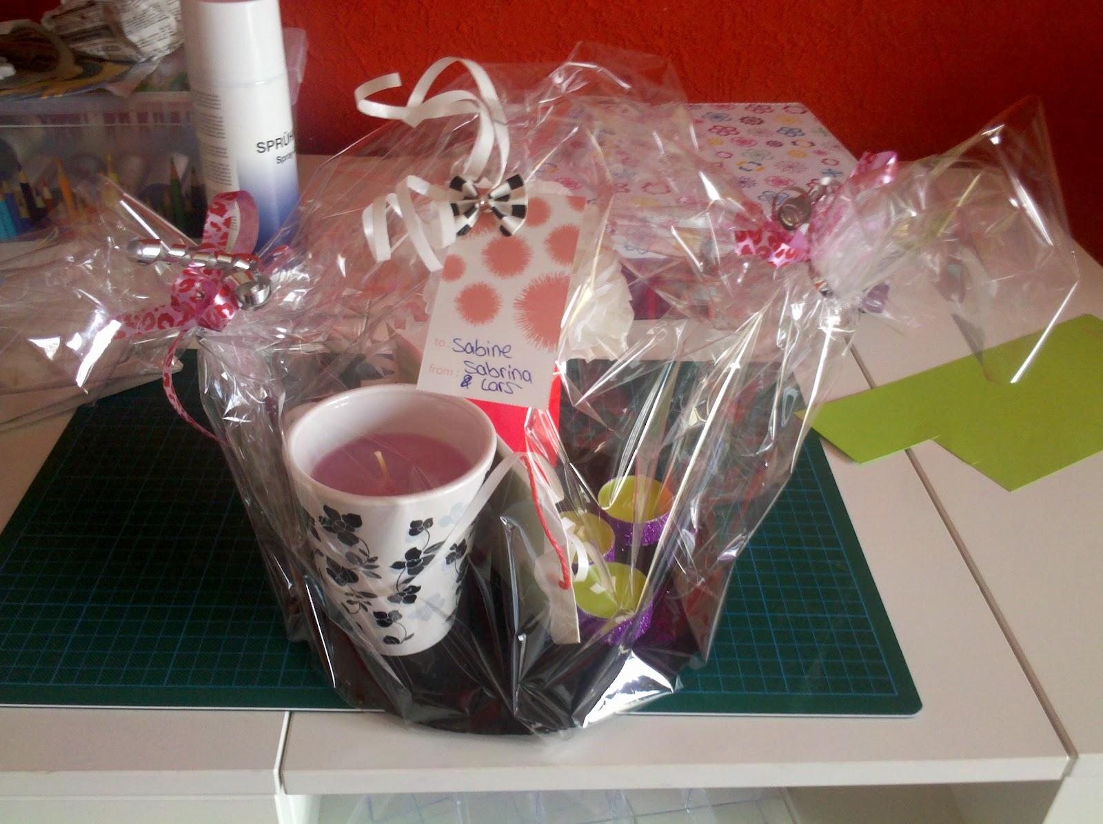 PART II: Upcycling- oder Entfremde-Gegenstände-Bezüglich-Ihrer-Benutzunganweisung-Geschenk :D