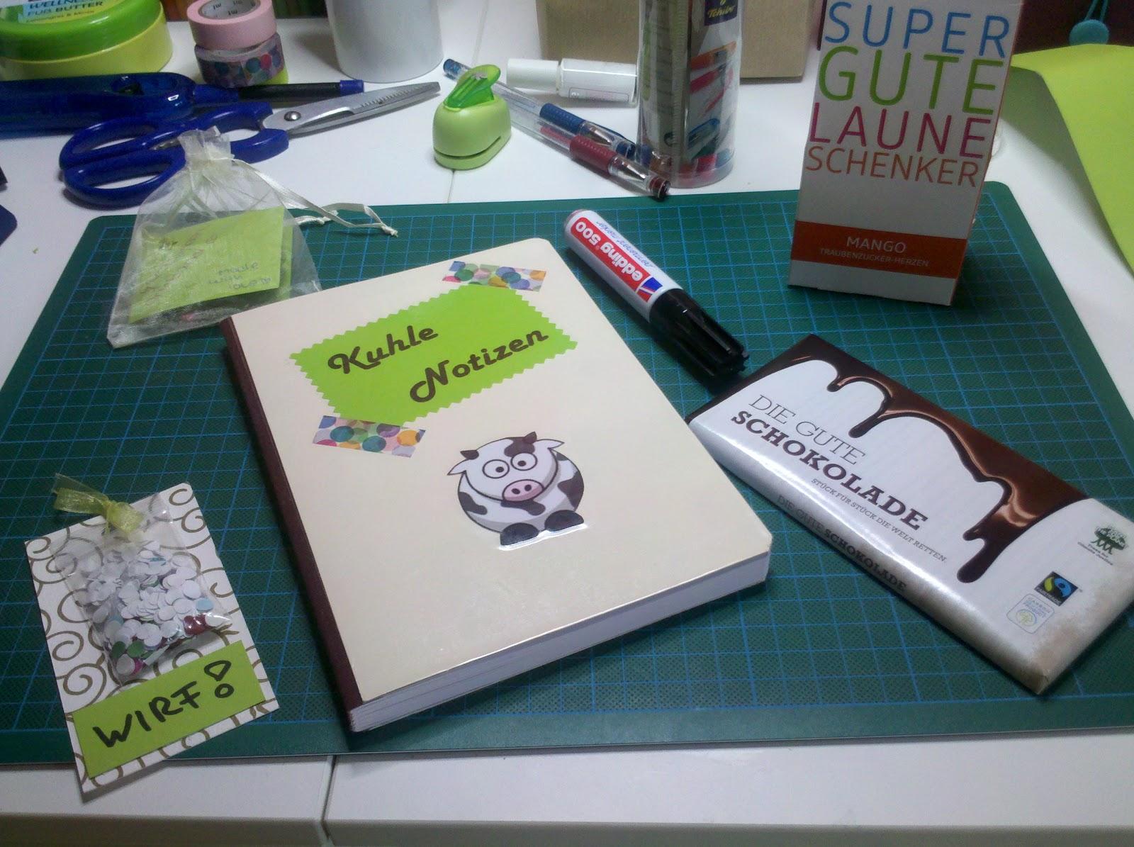 Geburtstagsgeschenk: Selfmade