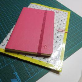 DIY: Hübsches Hausaufgabenheft!