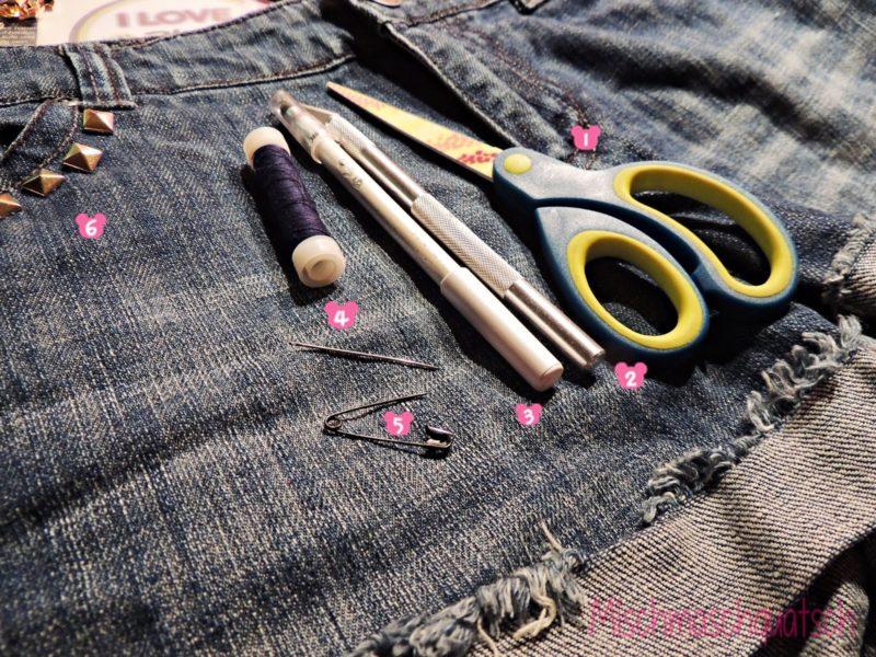 DIY: Hose aufpeppen leicht gemacht