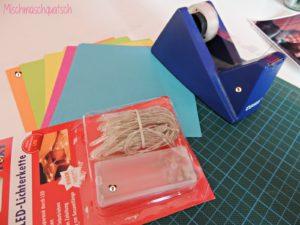 Origami-Baloon Lichterketten!