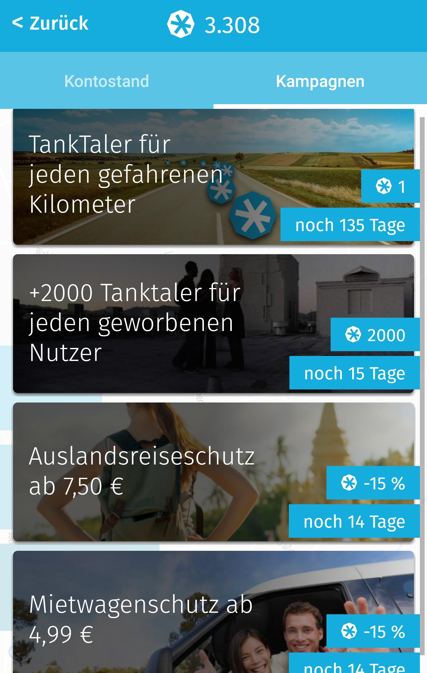 TankTaler - Überblick & Meine Erfahrungen nach einem Monat