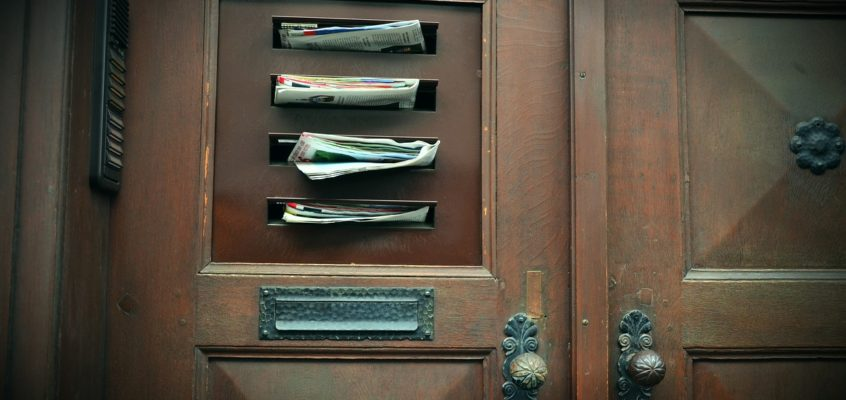 Zero Waste #7: Briefkastenaufkleber gegen Werbemüll